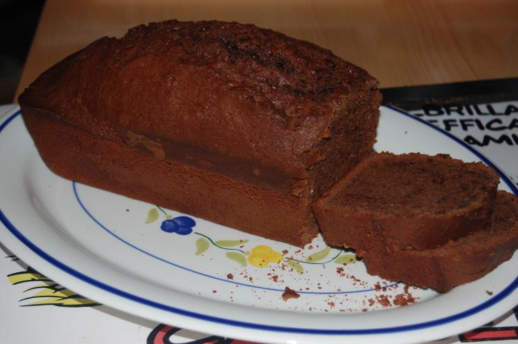 Gateau Au Yaourt Et Au Chocolat Yeti Cuisine